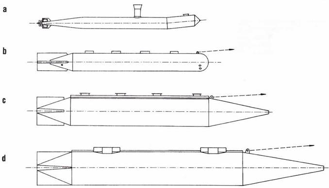 Японские подводные транспорты.