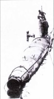Японская сверхмалия подводная лодка типа Ха-21.