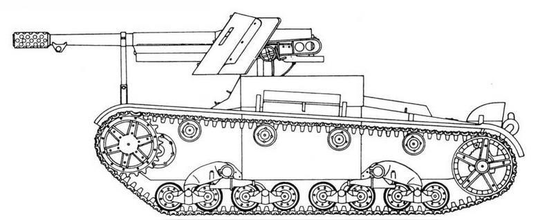 7,5-cm-Pak 97/98(f) auf Fahrgestell T-26(r)