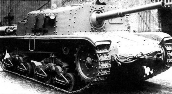 Самоходное орудие Semovente da 75/34. Производство этой самоходки началось в конце апреля 1943 года и в итальянскую армию она попасть не успела. Основным получателем этих небольших и довольно удачных боевых машин стал гитлеровский Вермахт