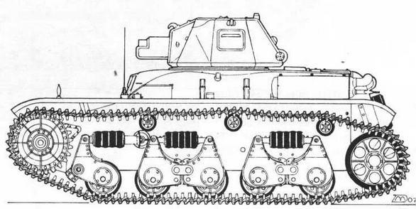 Panzerkampfwagen 35R(f)