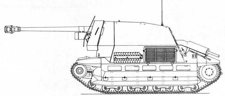 7,5-cm-Pak 40(Sf) auf Fahrgestell FCM(f)