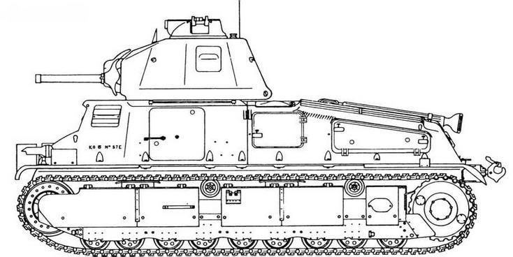 Panzerkampfwagen 35S(f)