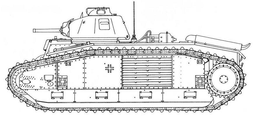 Panzerkampfwagen B2(f)