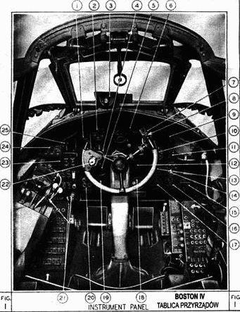 Техническое описание самолета «Дуглас» DB-7 «Бостон III», а также A-20G-20/G-45