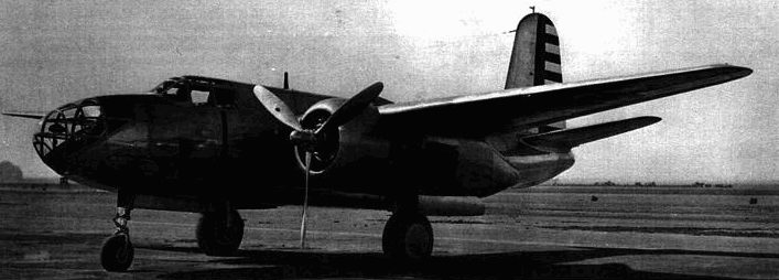 А-20 А почти не отличался от А-20, лишь в мотогондолах отсутствовали турбонаддувы. Внешне А-20 А почти не отличались и от DB-7.