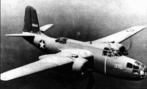 Восемь А-20В использовались в составе морской авиации США в качестве буксировщиков учебных целей. При этом самолеты получили обозначение DB-2.