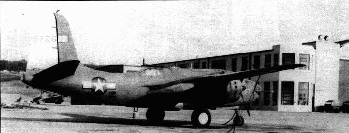 Данный самолет, также имевший дополнительное вооружение, обозначался как ХА-20В. В действительности он не имел никакого отношения к бомбардировщикам А-20В.