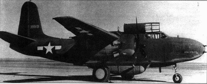 Самолет A-20G мог нести дополнительный топливный бак, который крепился под бомбовый отсек. Такой бак использовался при перегоне самолетов на дальние дистанции. При этом использовать бомбовый отсек по назначению было невозможно.