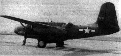 Самолеты А-20Н/К представляли собой те же A-20G/J, но с форсированными двигателями. Внешних отличий самолеты не имели. Этот самолет долго хранился после Второй Мировой войны, но позднее его все равно отправили на слом. Позднее удалось найти один самолет, попавший в частные руки и потому сохранившийся.