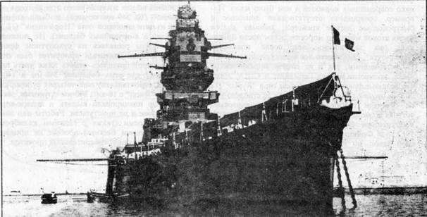 «Дюнкерк» в 1940 году