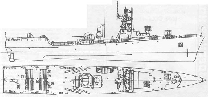 МПК-45 (проект 204), 1964 г.