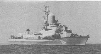 Малые ракетные корабли проектов 1234, 12341, 1234Э и 12347 – 48 ед.