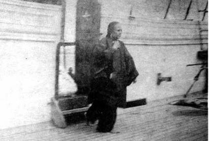 Портсмут, 25 апреля 1883 г.