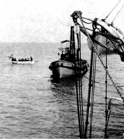 1888 г. Третье плавание.