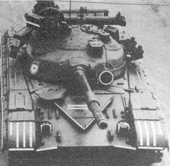 """Основной танк Т-64В с КУВ """"Кобра''"""