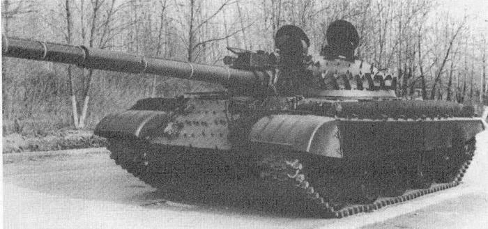 """Средний танк Т-62МВ с КУВ """"Шексна"""""""