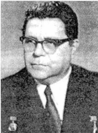 Павел Павлович Исаков Герой Социалистического Труда, лауреат Ленинской премии. Д.т.н., профессор.