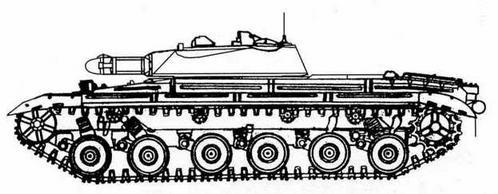 "Проект ракетного танка 'объект 772"" е комплексом 'Тайфун'"