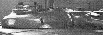 "Башня танка ""объект 775"""