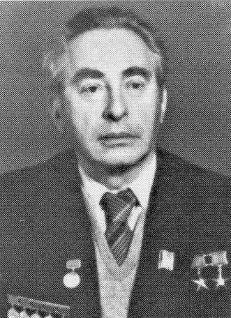 Александр Эммануилович Нуделъман