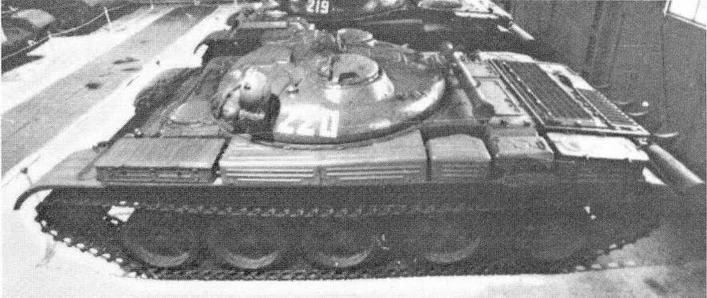 """Ракетный танк """"объект 150"""" (НИИБТ Кубинка)"""