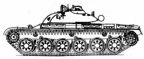 """Проект ракетного танка """"объект 150T"""" (реконструкция)"""