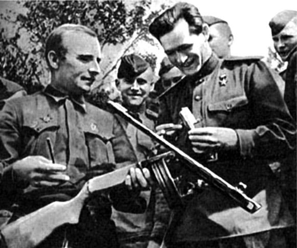Глава 6 Сложные 1950-е Из воспоминаний М.Т. Калашникова