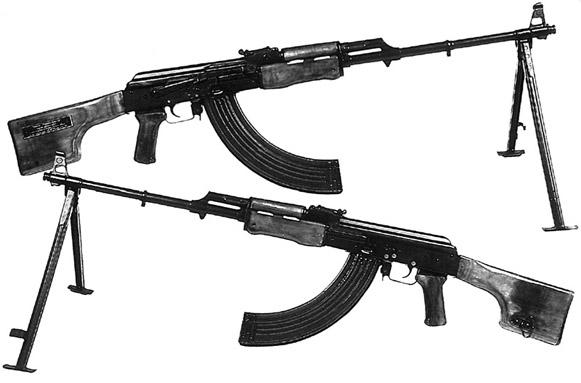 Глава 9 7,62-мм автомат Калашникова модернизированный (АКМ)