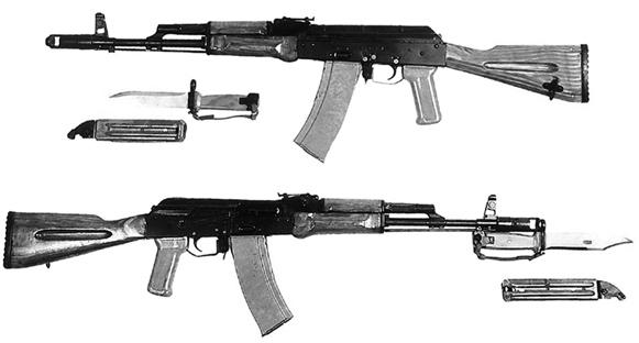 Глава 10 5,45-мм автомат Калашникова образца 1974г. (АК74)