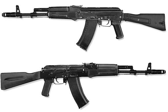 Глава 11 5,45-мм автомат Калашникова АК-74М