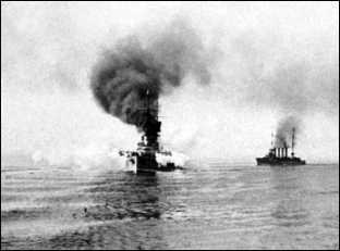 Средиземноморская дивизия ВМФ Германии.