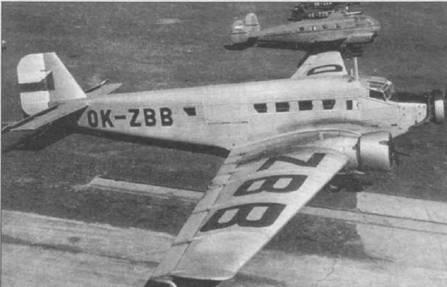 Этот ААС-1 «Тукан» (OK-ZBB, серийный номер 111) использовался чехословацкой обувной компанией Bata Shoe Company для перевозки людей и грузов в 1945–1946г.г. Кампания также использовала еще один «Тукан» (OK-ZBC, серийный номер 153), эта машина летала у Бати с 1945г., 17 марта 1951г. самолет продали во Францию. Штаб-квартира обувной фирмы находилась в Злине.