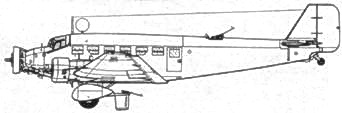 Ju 52/3m g3e (поздний)