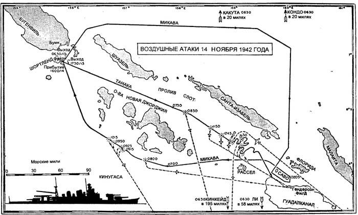 Третий бой в Соломоновом море (бой у Гуадалканала)