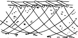 Боно-сетевое заграждение.