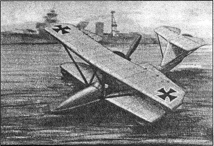 Первый в мире <a href='https://arsenal-info.ru/b/book/1530389417/21' target='_self'>подводный самолет</a> W-20.