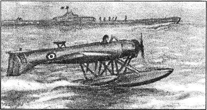Французский гидросамолет «Бессон МВ-411».