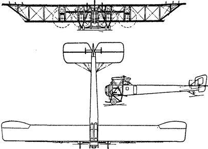 «Илья Муромец» — первый тяжелый бомбардировщик.