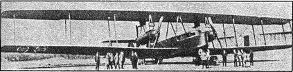 Самолет-гигант «Цеппелин» — P-VI.