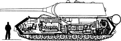 Немецкий сверхтяжелый танк «Маус