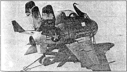 Самолет воздушного старта «Гоблин».