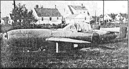 Самолет-торпеда «Ока».