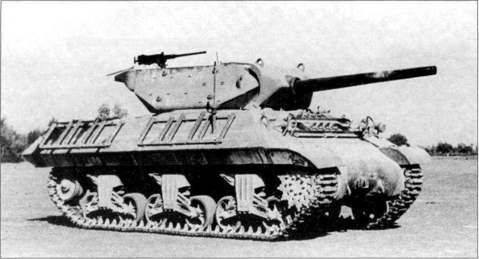 Самоходно-артиллерийские установки М10