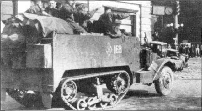 Самоходные орудия Т48 (СУ-57)