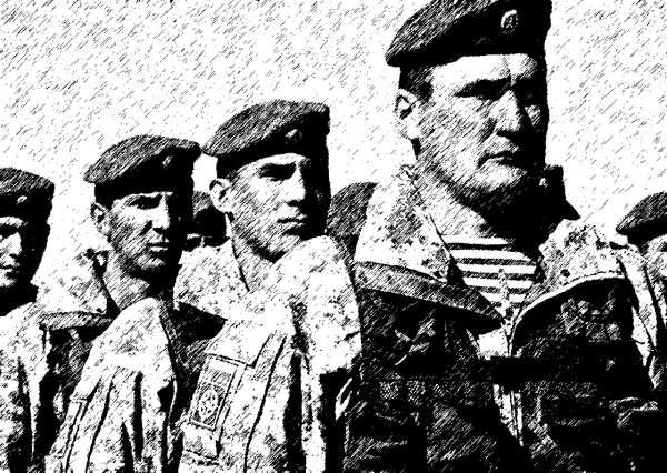 Краса и гордость Российской армии – ВДВ