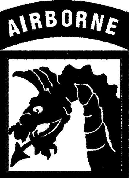 ВДВ США (XVIII воздушно-десантный корпус)