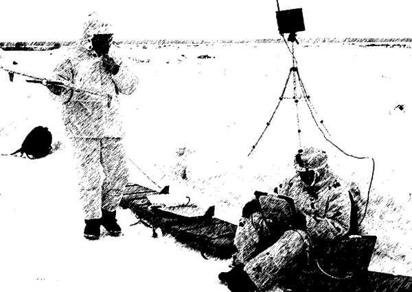 Подготовка к запуску разведывательного мини-БЛА «Искатель»