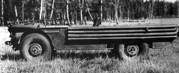 НАМИ-032 (1957 – 1961 гг.)