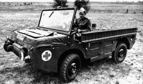 ЛуАЗ-967 (1968 – 1971 гг.)
